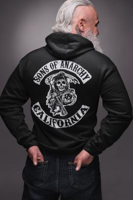Sons Of Anarchy - Hoodie XG130