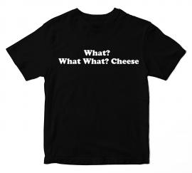 cheese T shirt 17069