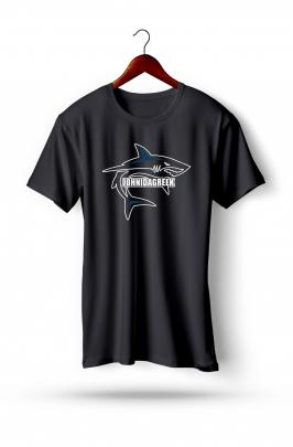 JohniDAgreek – Logo – Tshirt –  5500 24015-1